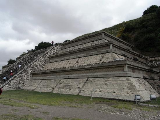 Puebla, Mexico: Great Pyramid of Cholula