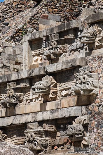 Teotihuacan, Mexico: The Pyramid of the Sun