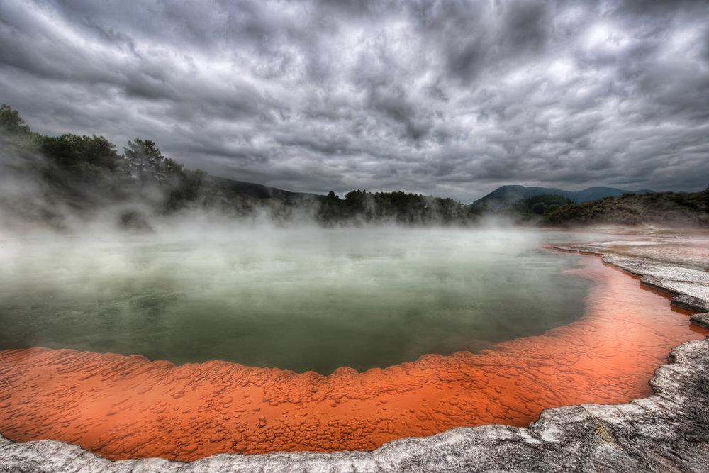 Wai-o-Tapu: Geothermal Wonderland