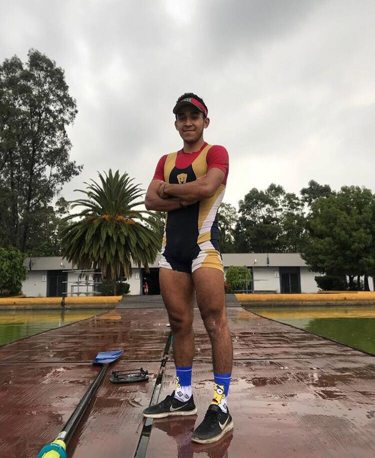 Andres Hernandes (MEXICO)