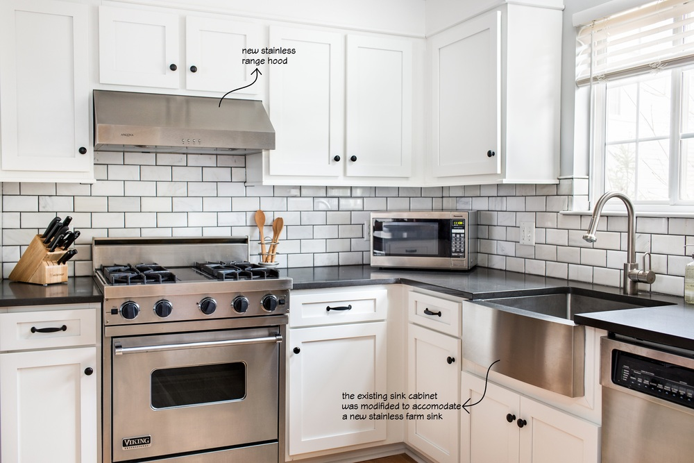 Before & After: Cabinet Refacing Transformation — Robinwood Kitchens
