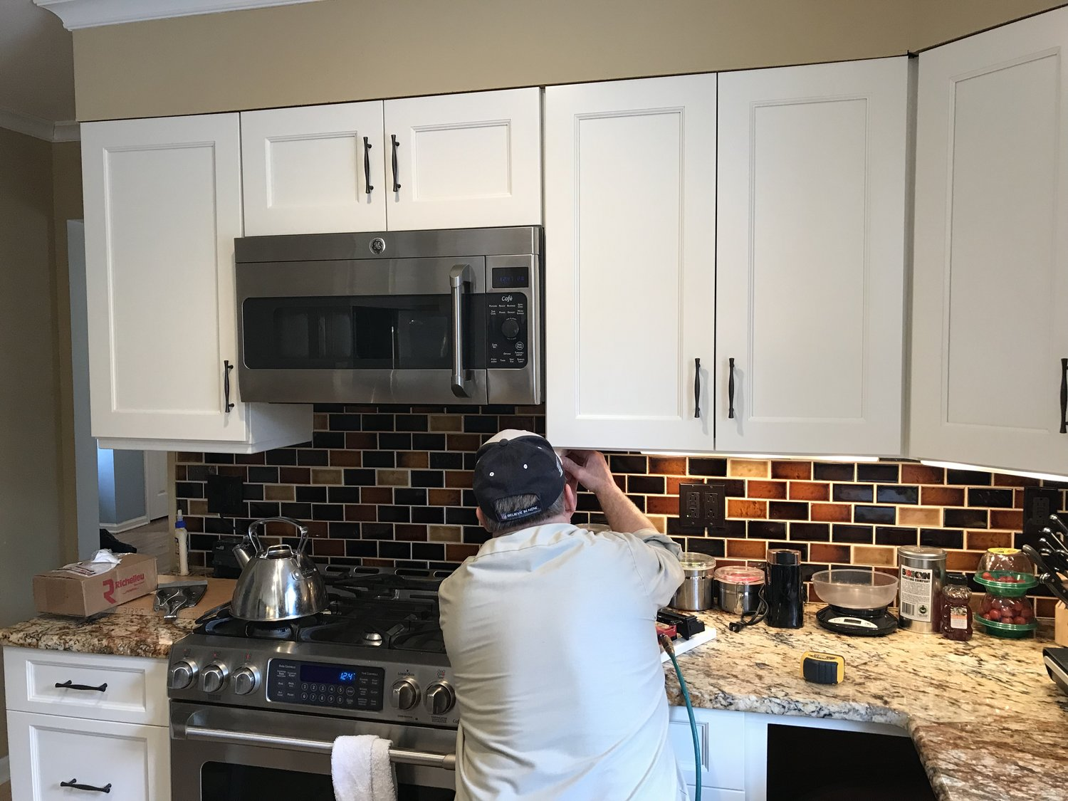Cabinet Refacing 101 Our Process Robinwood Kitchens