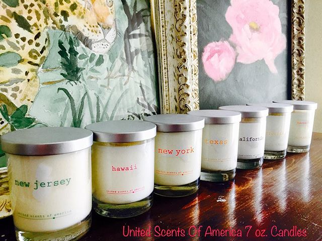 Wow! Our United Scents of America Candles are flying off the shelves 💨 Get some while supplies last! 🛍🎁