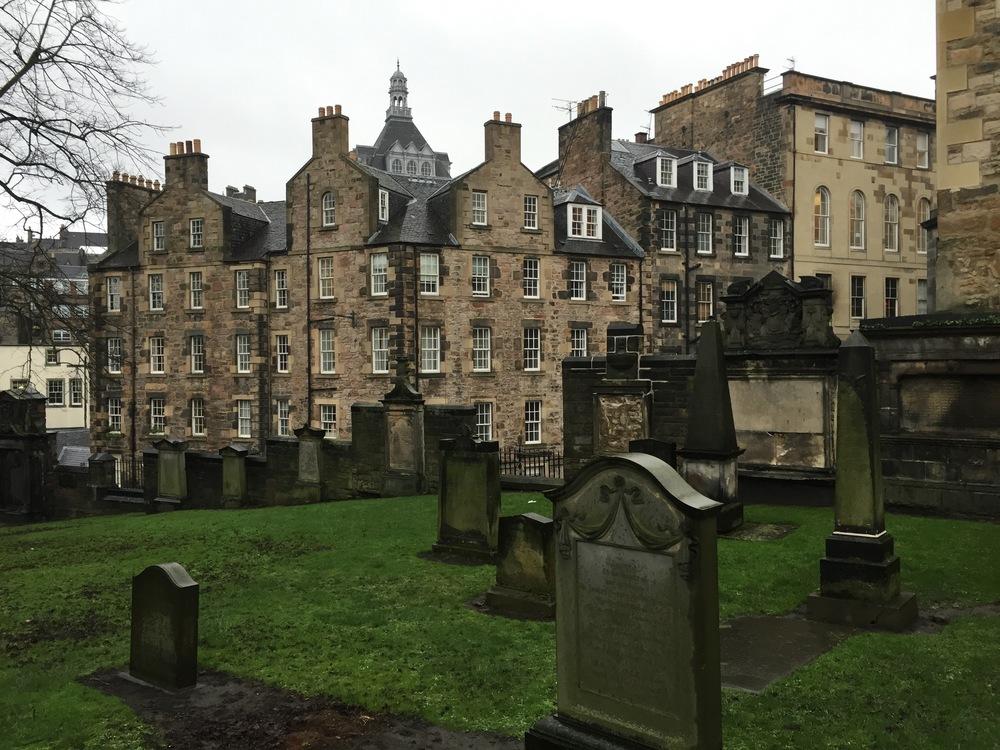 Greyfriars Cemetery