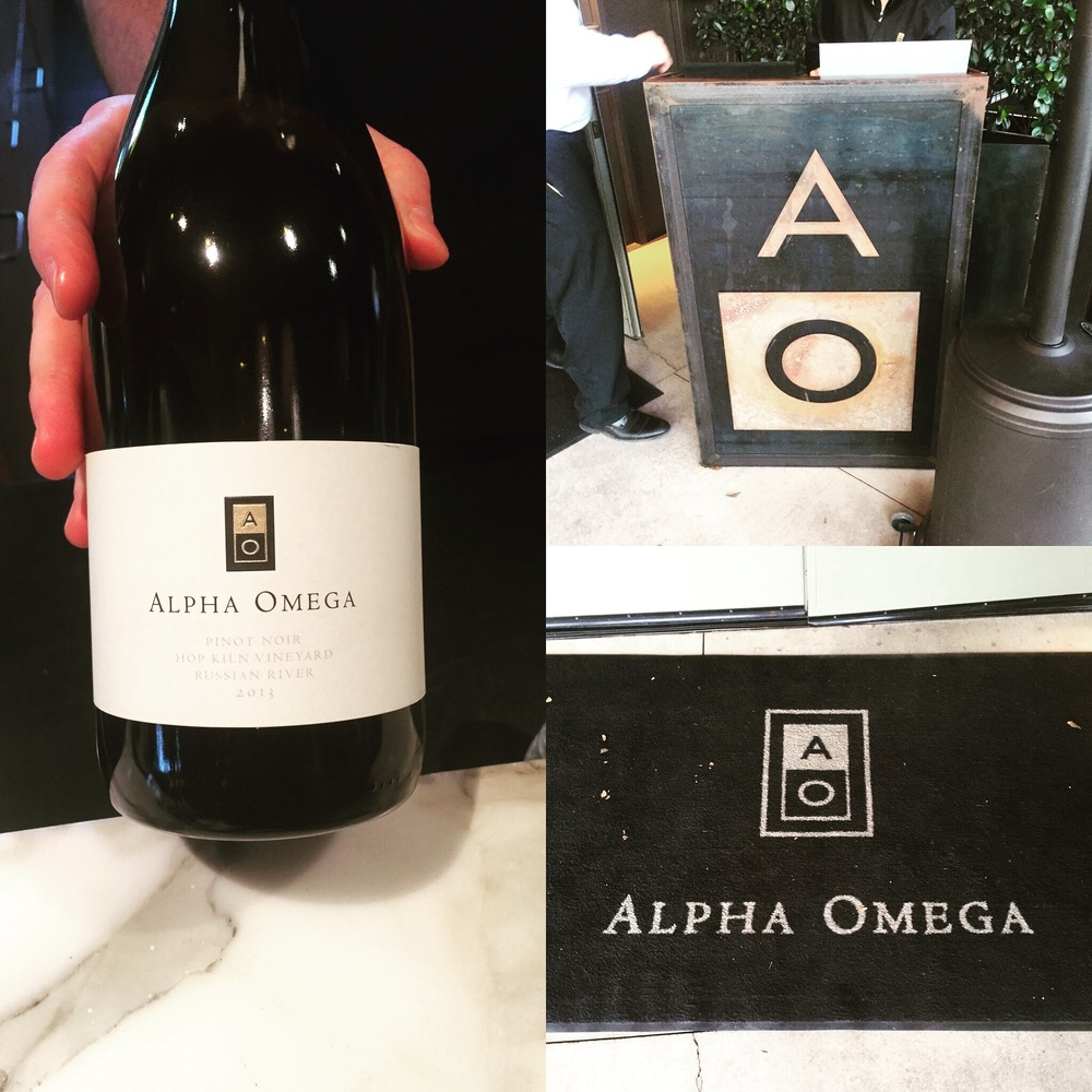 Alpha Omega Winery