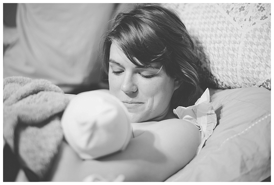 Oklahoma City Home Birth Photographer