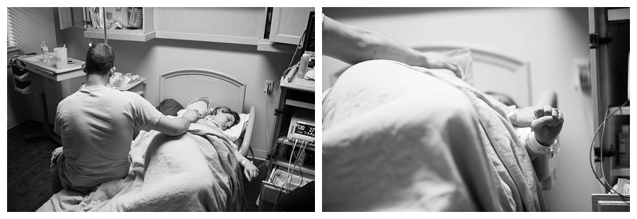 Oklahoma City Home and Hospital Birth Photographer