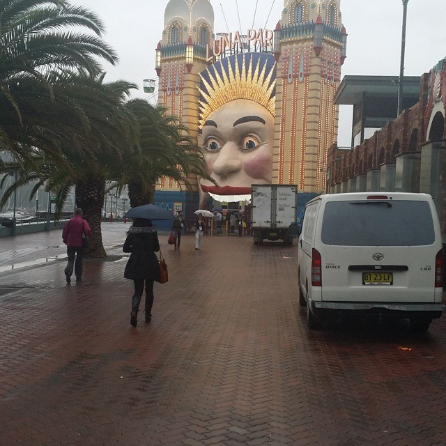 Luna park turning it on for the 10th annual #happiness and its causes conference
