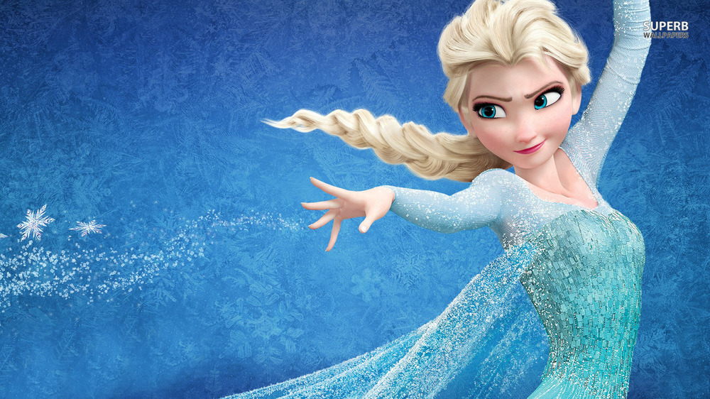 Ever just want to get your Elsa on? Freeze people out - or just Let it go?