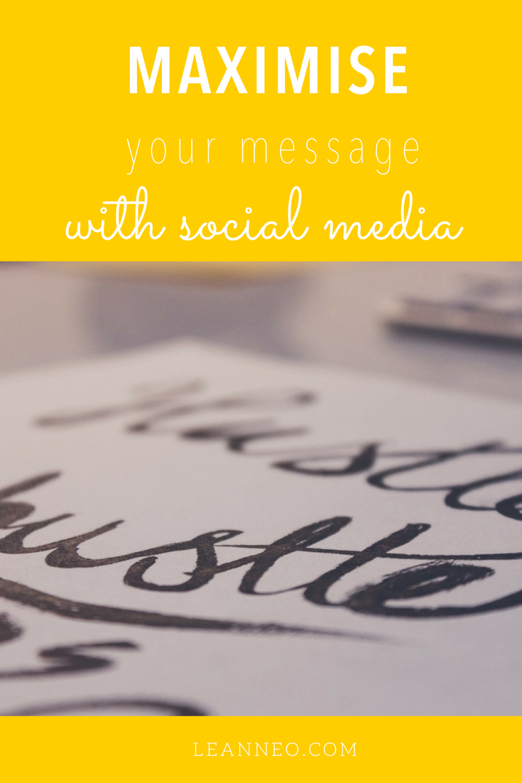 maximise-your-message-with-social-media