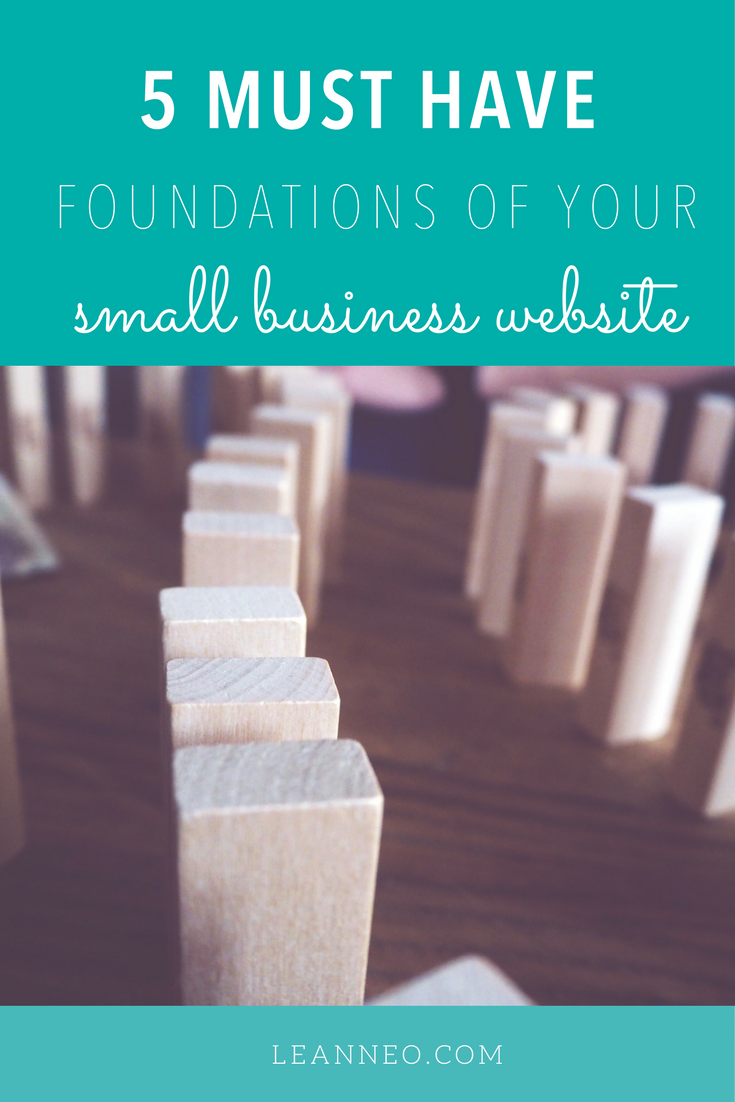 5-essential-smallbusiness-website-foundations