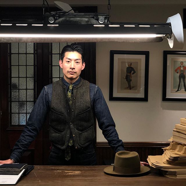 Ryutaro Yamada, the store manager of Brycelands is a true gentleman. Please give them a visit when in Tokyo.