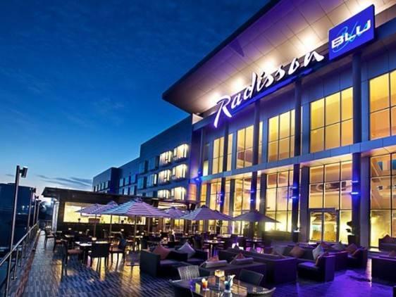Radisson Blu Anchorage Hotel, Lagos VI. - Radisson Blu Anchorage Hotel, Lagos VI, sits on the banks of the upscale Victoria Island in beautiful the Lagos Lagoon in Nigeria's economic capital.