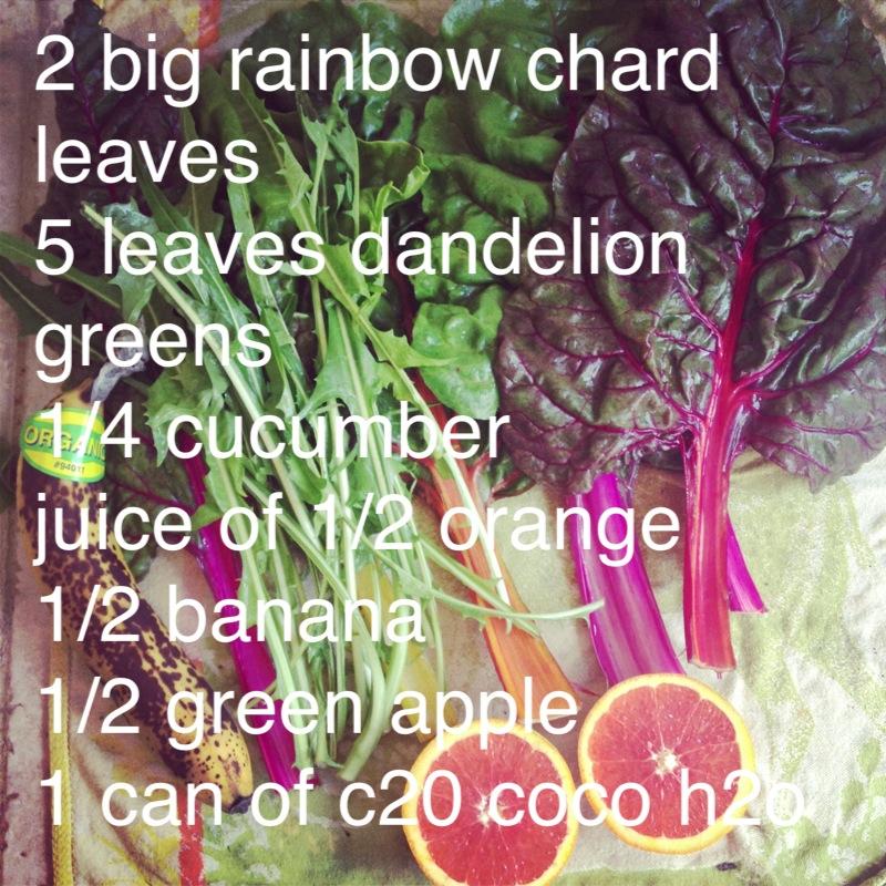 juice week 3