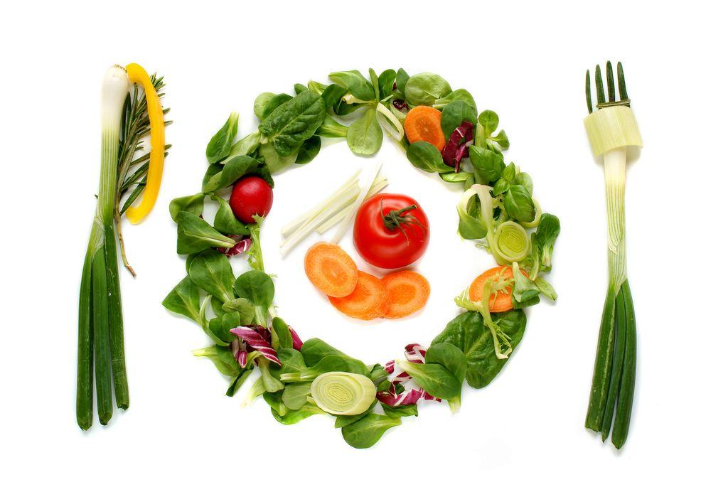 salat teller