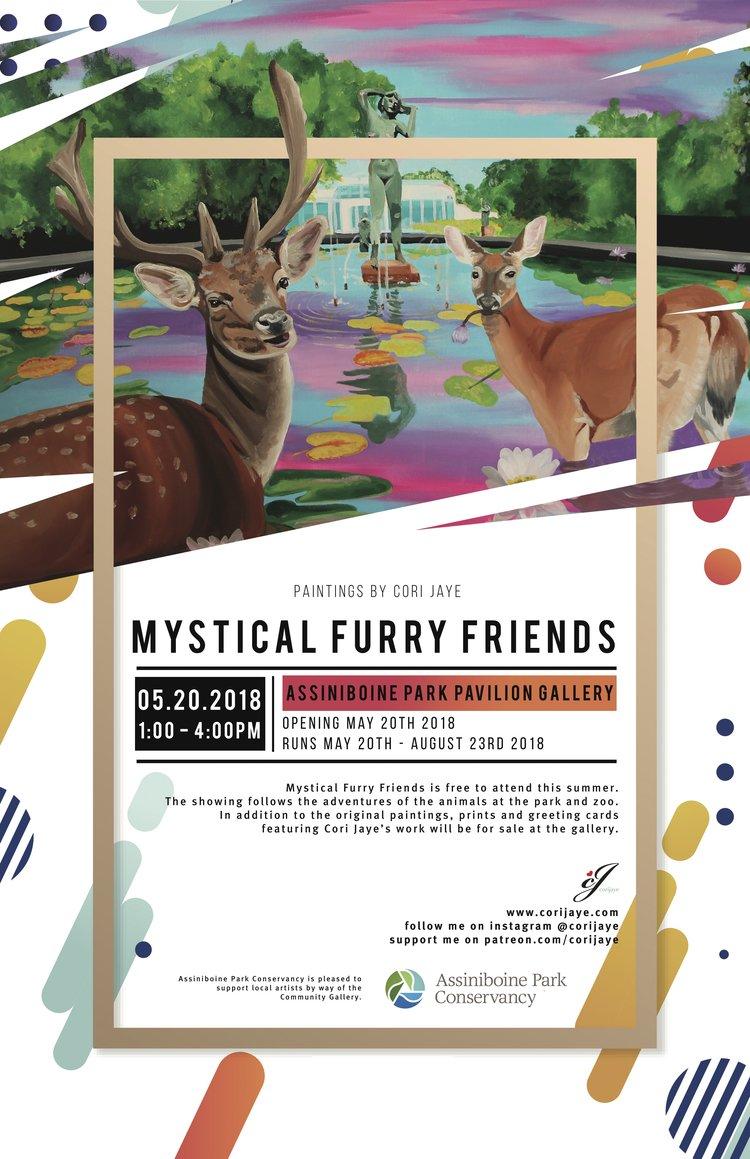 Mystical Furry Friends