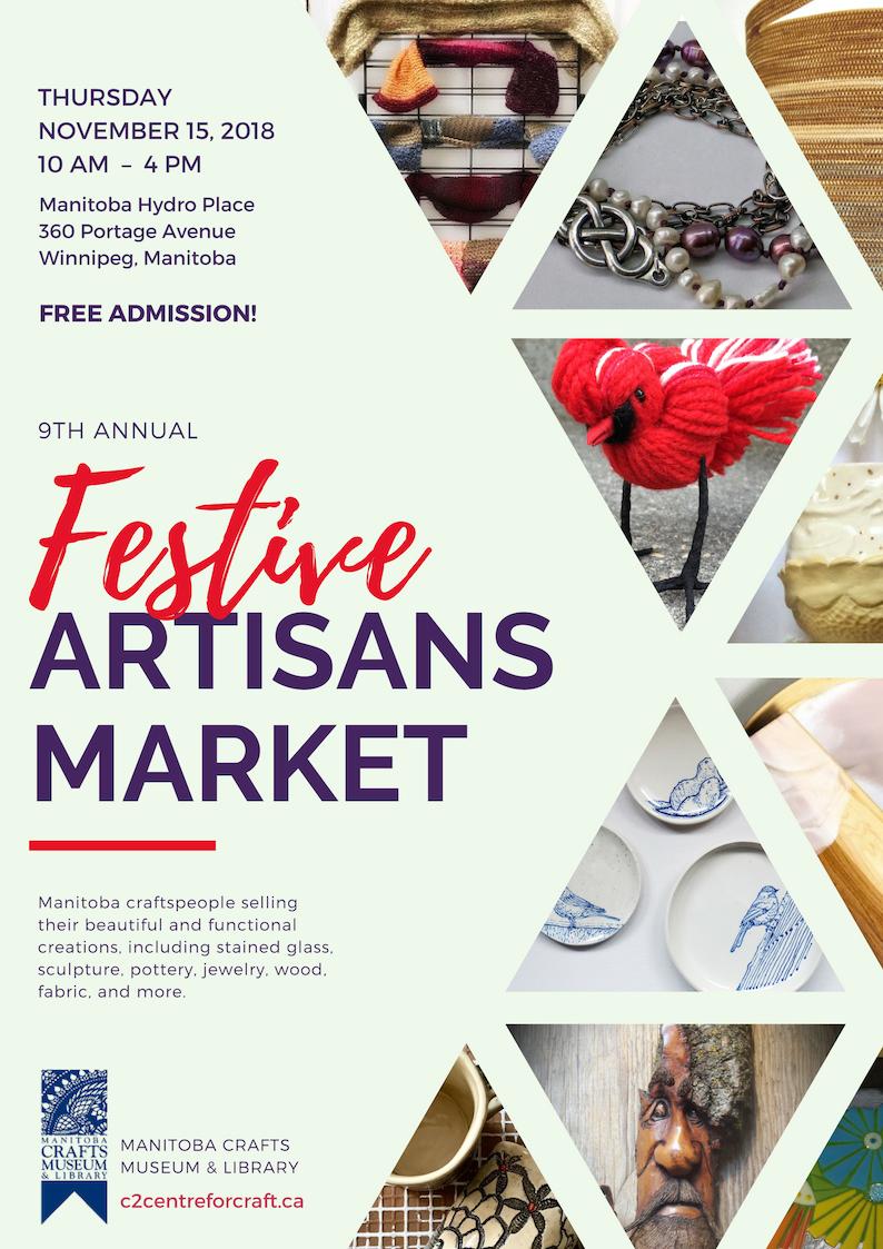 Festive Artisans Market, 2018 - Poster 1.jpg