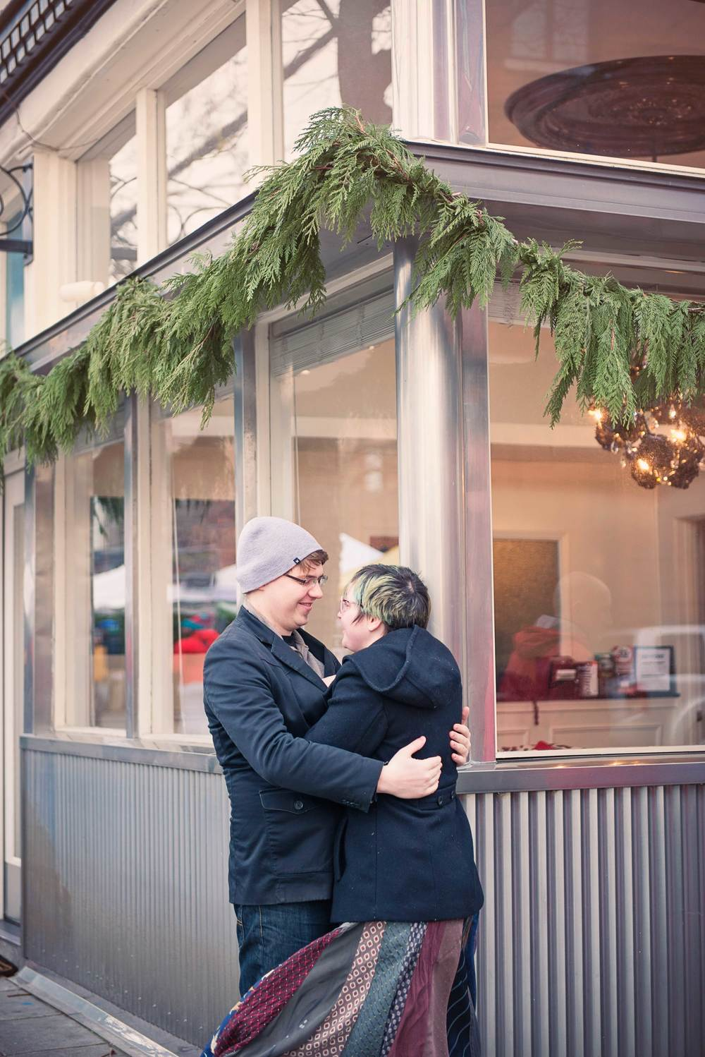 Jade + Jake_Ballard Engagement Session_Seattle Wedding Photographer_Kelsey Lane Photography_9