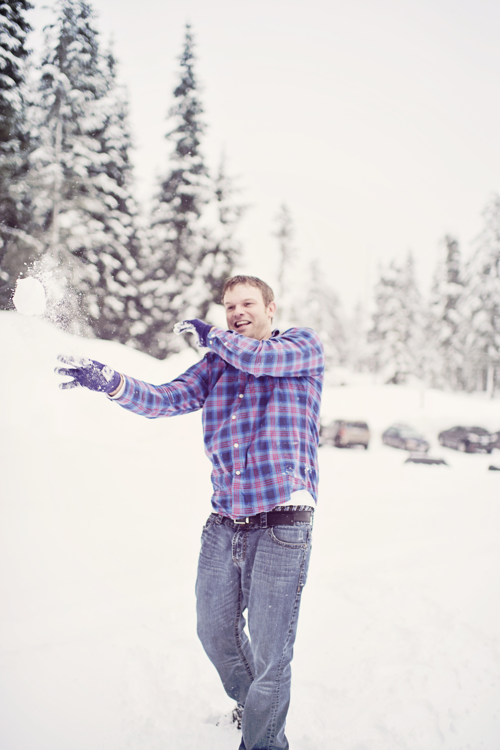 Winter Engagement Session, Christmas Engagement Session, Cute Seattle Engagement, Seattle Wedding Photographer_5