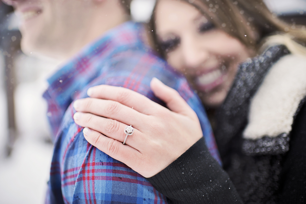 Winter Engagement Session, Christmas Engagement Session, Cute Seattle Engagement, Seattle Wedding Photographer_8