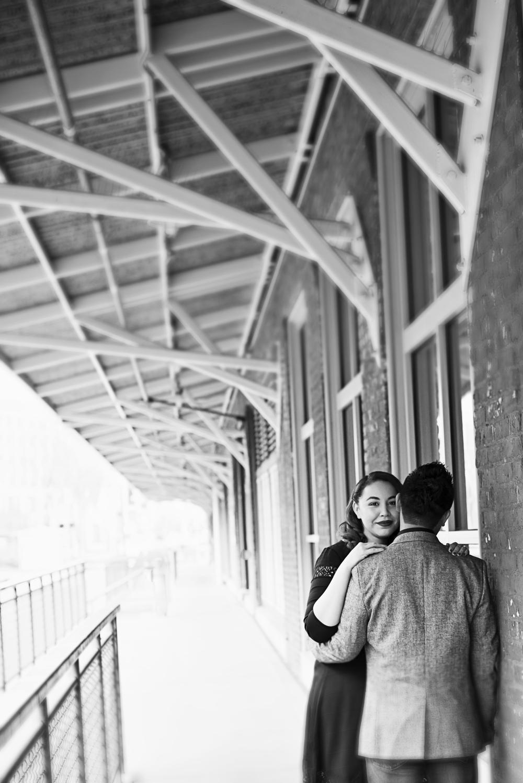 Seattle Wedding Photographer_Best Seattle Wedding Photographer_Seattle Engagement_Kelsey Lane Photography_Black and white photography_7