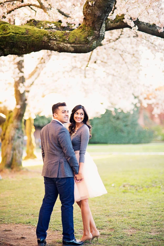 Cherry Tree Blossom Engagement_Seattle Wedding Photographer_Kelsey Lane Photography_8