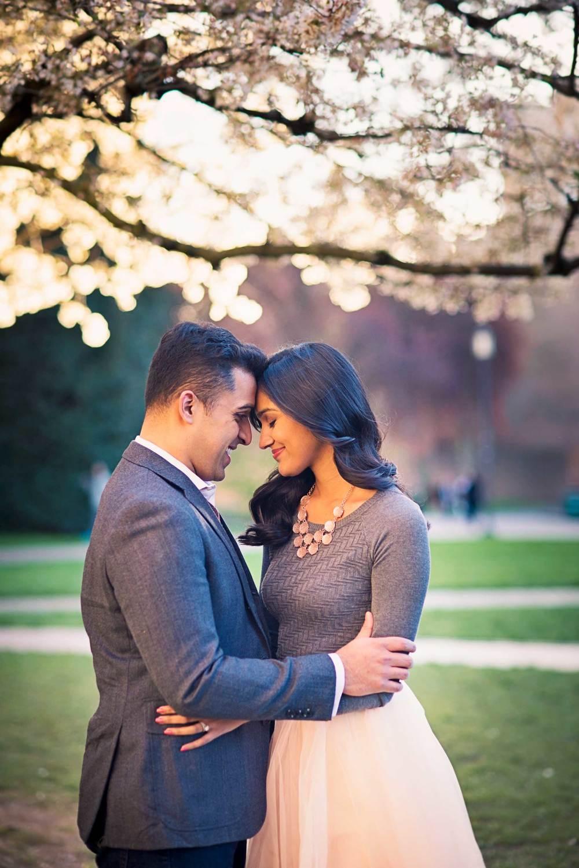 Cherry Tree Blossom engagement_Seattle Wedding Photographer_Kelsey Lane Photography_13