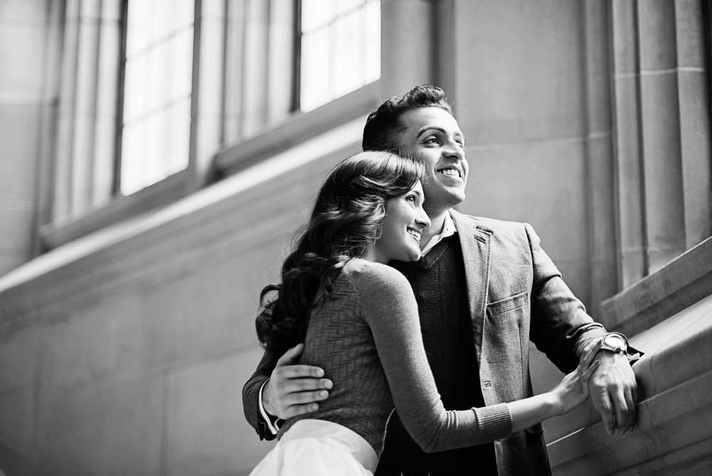 Romantic engagement_UW Library_Seattle Wedding Photographer_Kelsey Lane Photography_15