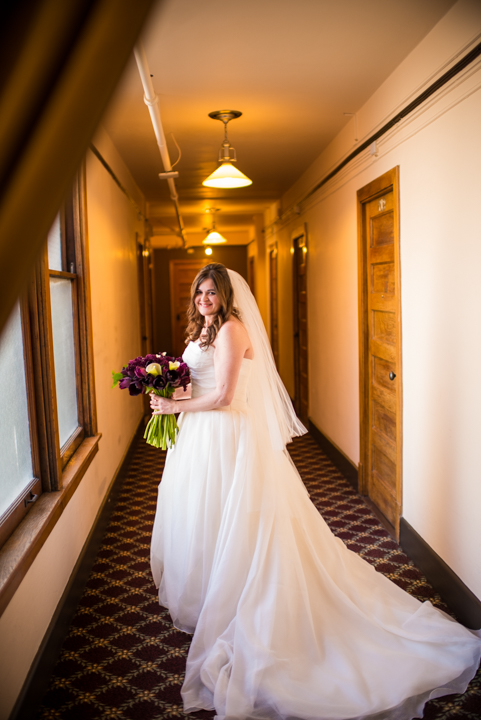 Downtown Seattle Wedding_Seattle Wedding Photographer_Urban Wedding_Movie Theater_2