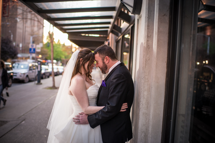 Downtown Seattle Wedding_Seattle Wedding Photographer_Urban Wedding_Movie Theater_15