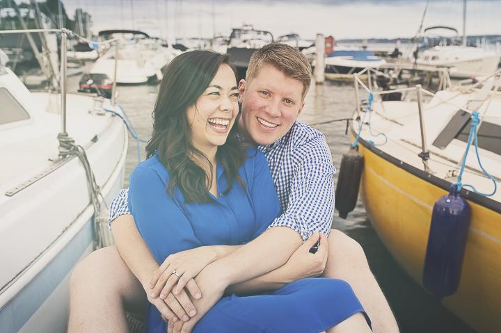Marina Engagement_Seattle Engagement Photographer_Kelsey Lane Photography_1