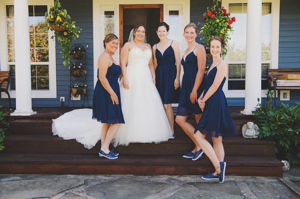 Montana Wedding_Flathead Wedding_Seattle Wedding Photographer_Kelsey Lane Photography_Bridesmaids