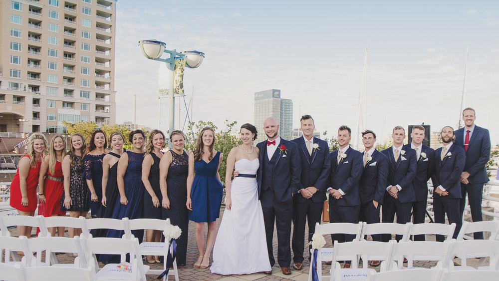 Baltimore wedding_Montana Wedding Photographer_Missoula Wedding Photographer_Wedding Party