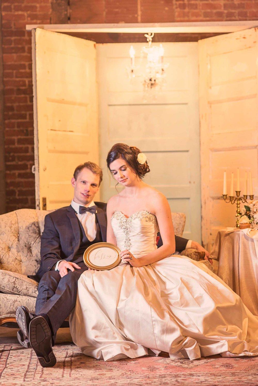 Blush Wedding, Elegant Wedding, Pink Wedding, Montana Wedding Photographer, vintage wedding, vintage furniture wedding