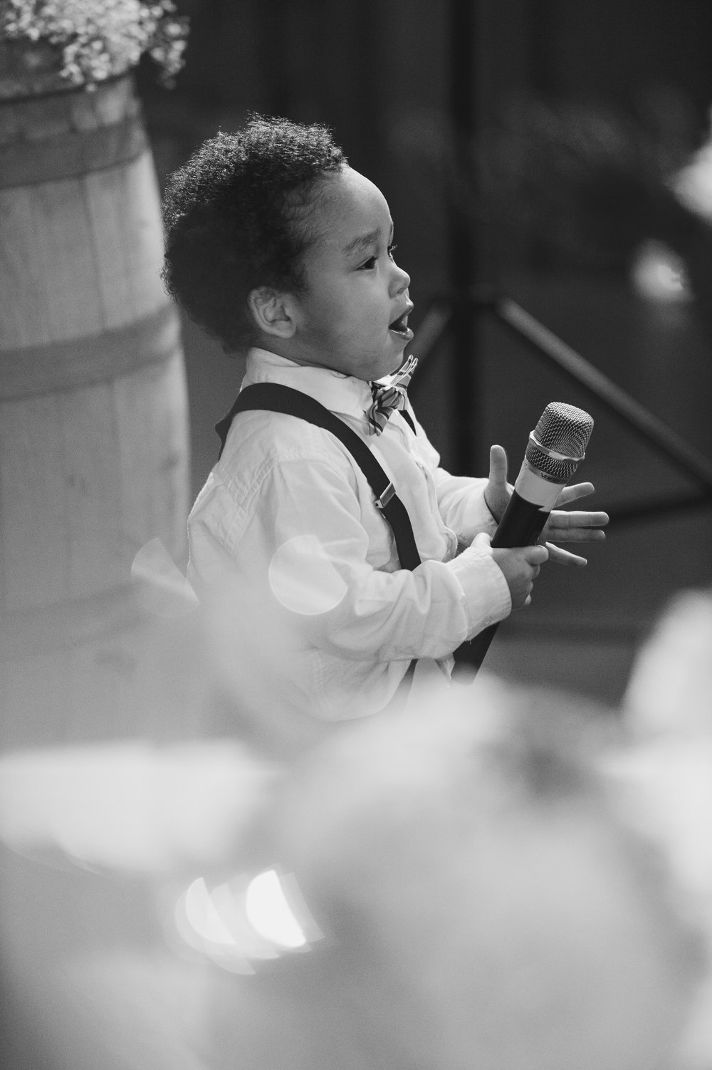 Gold Wedding_Montana Wedding Photographer_Within Sodo Wedding_Kelsey Lane Photography_cute kid at wedding