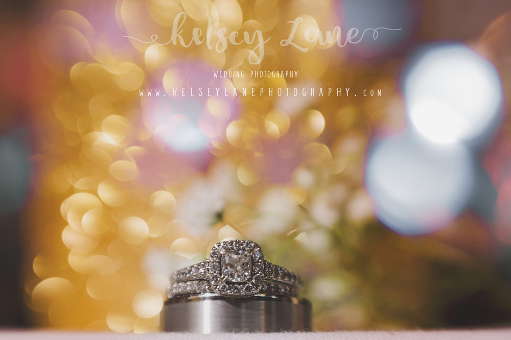 Gold Wedding_Blush Wedding_Kelsey Lane Photography_Engagement Ring