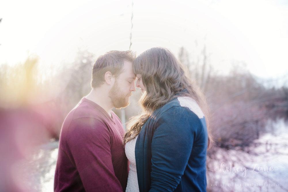 Sarah + Brian Engagement_Winter Engagement_Kelsey Lane Photography_1