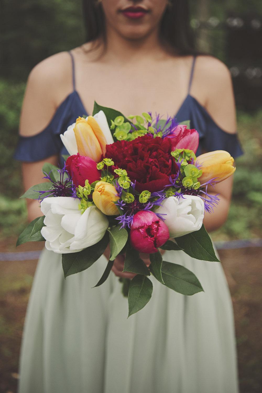 Woodsy Wedding_Kitsap Memorial State Park Wedding_Kelsey Lane Photography
