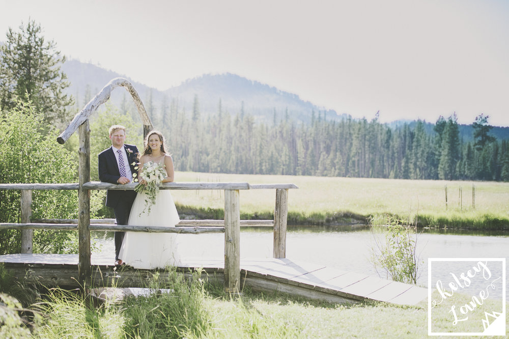 Rustic Montana Wedding_Grey Wolf Lodge Wedding_Seeley Lake Wedding_Kelsey Lane Photography