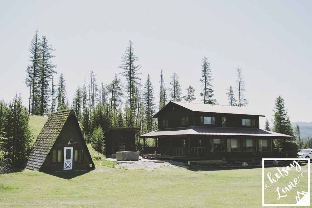 Rustic Wedding_Montana Wedding_Seeley Lake Wedding_Kelsey Lane Photography_Grey Wolf Lodge