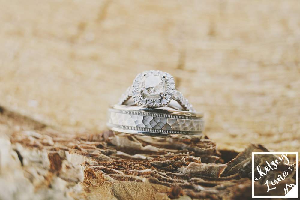 Rustic Montana Wedding_Missoula Wedding Photographer_Grey Wolf Ranch_Kelsey Lane Photography_Engagement Ring