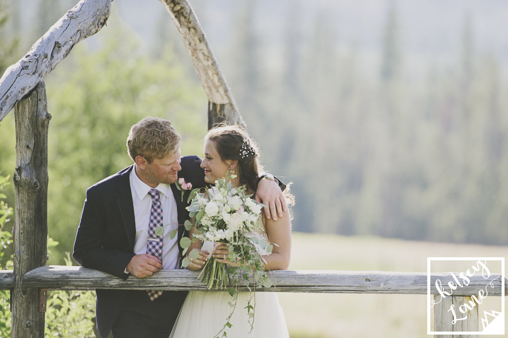 Rustic Montana Wedding_Missoula Wedding Photographer_Grey Wolf Ranch_Kelsey Lane Photography