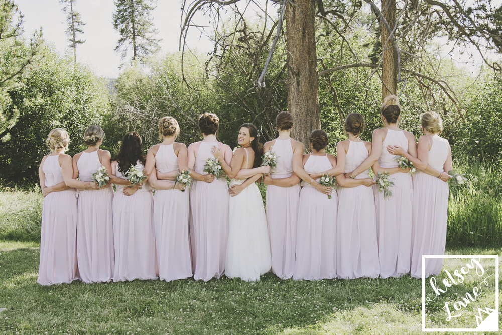 Rustic Montana Wedding_Soft Montana Wedding_Montana Wedding Photographer_Missoula Wedding Photographer_Grey Wolf Ranch_Kelsey Lane Photography_