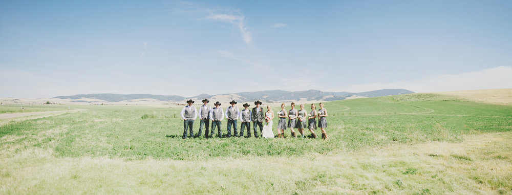 Rustic Wedding_Montana Wedding_Cowboy Wedding_Kelsey Lane Photography copy.jpg