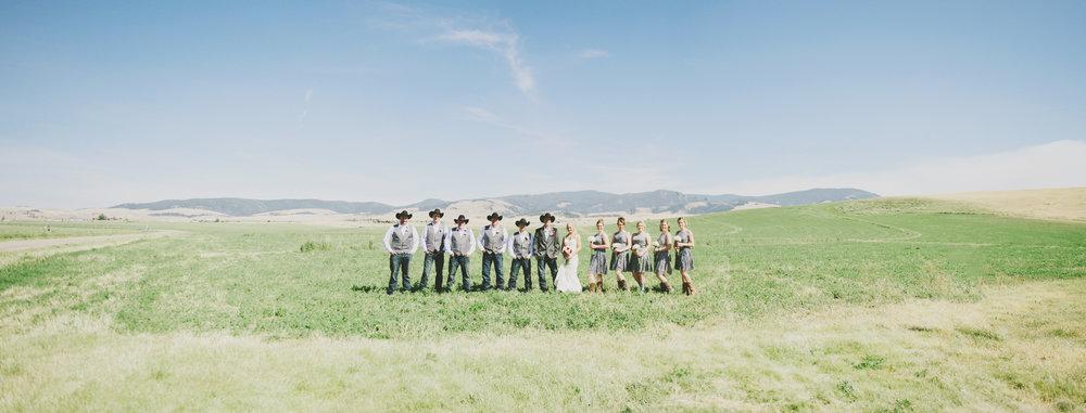 Rustic Wedding_Montana Wedding_Cowboy Wedding_Kelsey Lane Photography copy.jpg