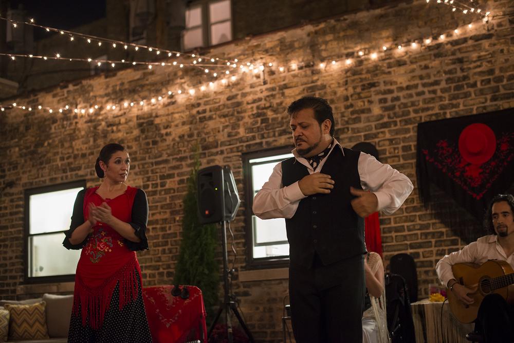Live Flamenco Show