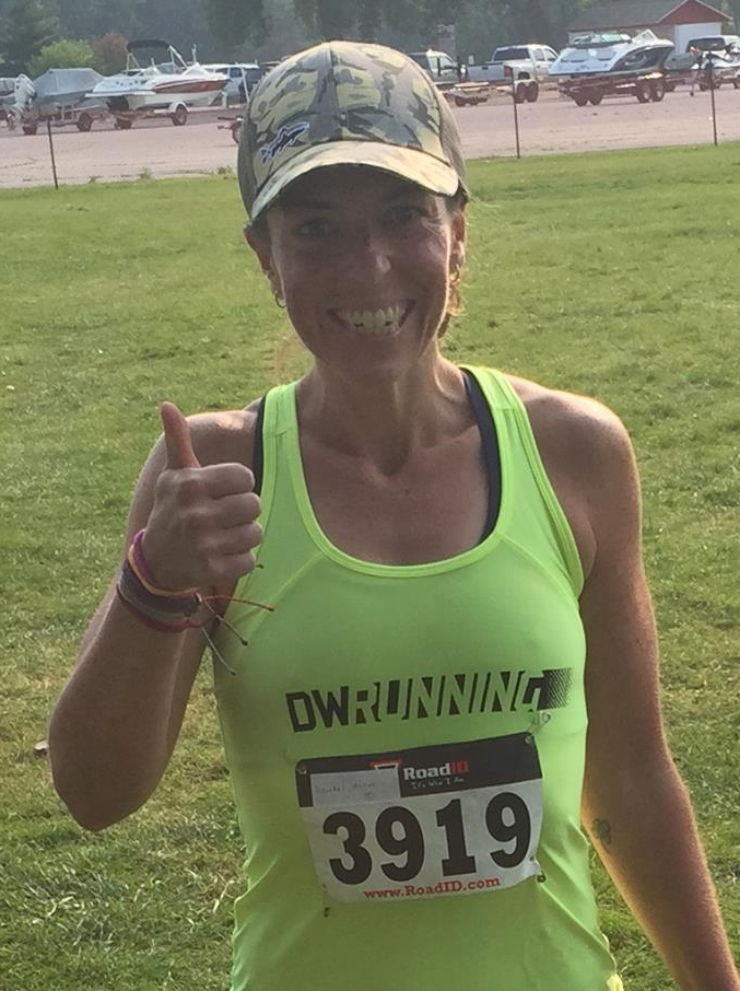 Marion Brookes - DWRunning