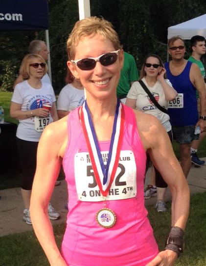 Stacy Nigrelli - DWRunning