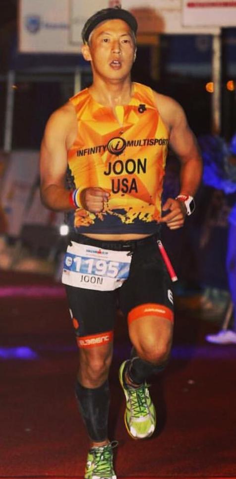 Joon Park - DWRunning