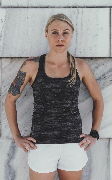 Amanda Porter - DWRunning